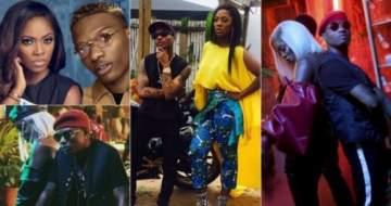 Tiwa Savage and Wizkid plan new collabo; singles set to drop.