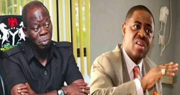 """""""I Would Put You In Small Monkey Cage With Big Hot Chimpanzee"""" - FFK To Oshiomhole"""