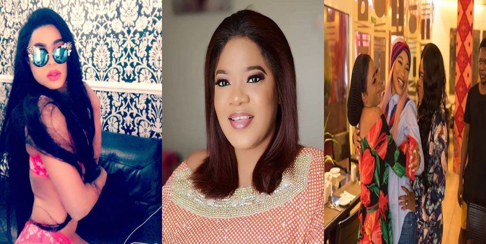 Bobrisky issues warning to all of Toyin Aimakhu's haters