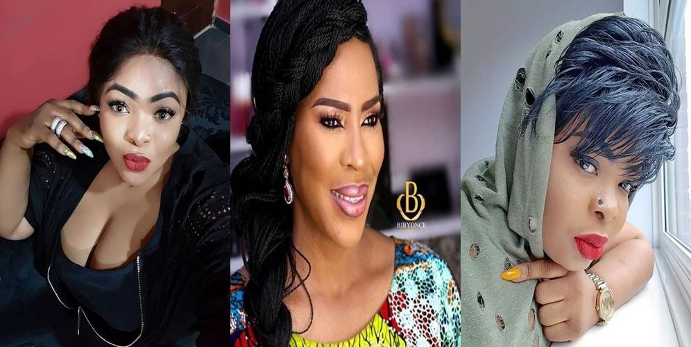 Actress Dayo Musa calls out Fathia Balogun on social media