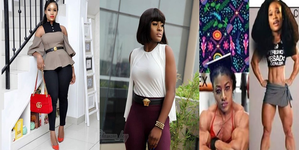 """""""Tobi Will Sleep With You And Dumb Your Dirty Igbo As$, lousy n arrogant bitch"""" - Online Troll slam Alex and Cee-c"""