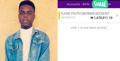 Nigerian Man Narrates How He Deposited N167K But Was Credited With N1.67M (Photos)