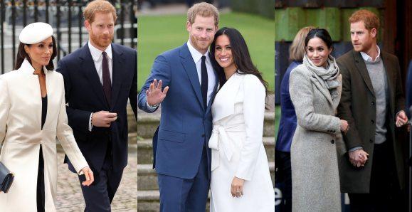 Prince Harry Meghan Markle Tile