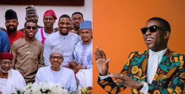 President Buhari Didn't Give Me N2m, I don't know if they gave anyone but I didn't collect - Small Doctor