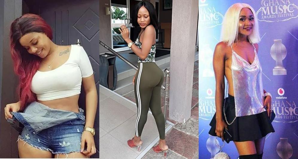 """""""I've Slept With 24 Actors After Dating My First Sugar Daddy At 16"""" - Ghanaian Actress Confesses"""