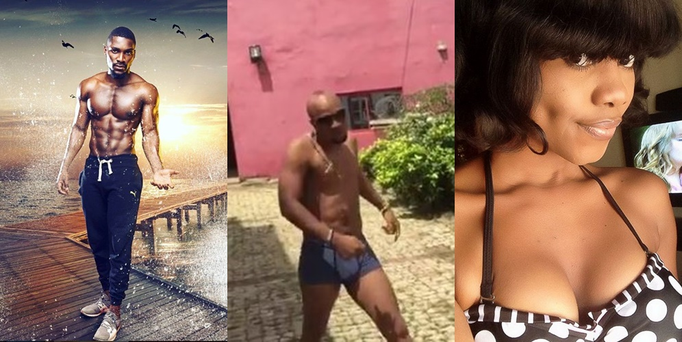 Tobi Bakre, Tunde Ednut, Others React As Charles Okocha Promotes His 'Accolades' Video In Underwear