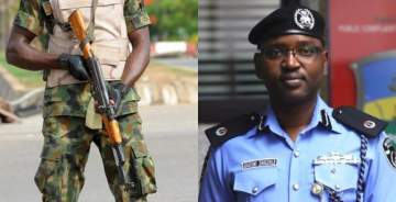 Soldiers blasts police boss, Yomi Shogunle for blocking him after he complained about SARS