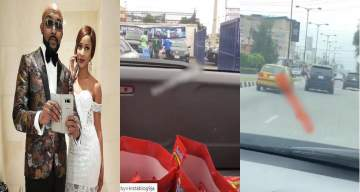 Banky W finally replies the ladies who slammed him for driving an expired Range Rover SUV