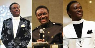 Pastor Okotie Declares Intention To Run For 2019 Presidency During Church Service
