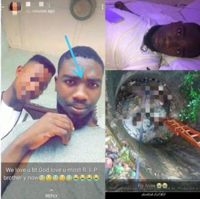 Final Year Student Chased By SARS Falls Into Well And Dies Lailasnews 1  Tile