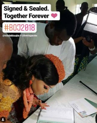 Photos From Olu Jacobs And Joke Silvau2019s Sonu2019s Traditional Marriage Lailasnews 7  Tile