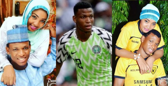 Super Eagles Player Batters Wife For Not Receiving Her Call In His Presence Lailasnews 2 Tile