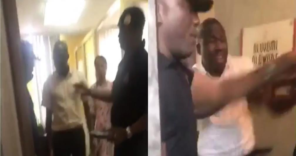 SARS Officers Assault Young Lawyer Allegedly Demanding For His Salary In Lagos Lailasnews 2 Tile