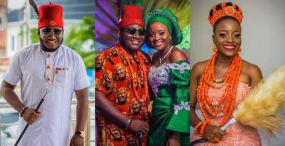 Photos from Ajebo & Uchechi Kalu's Traditional Wedding