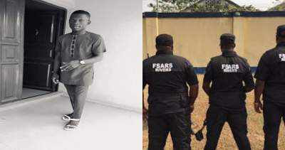 SARS operatives torture student to death over a N10k stolen phone