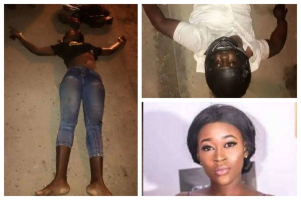 Uniport Final Year Student Dies In A Fatal Bike Accident Lailasnews