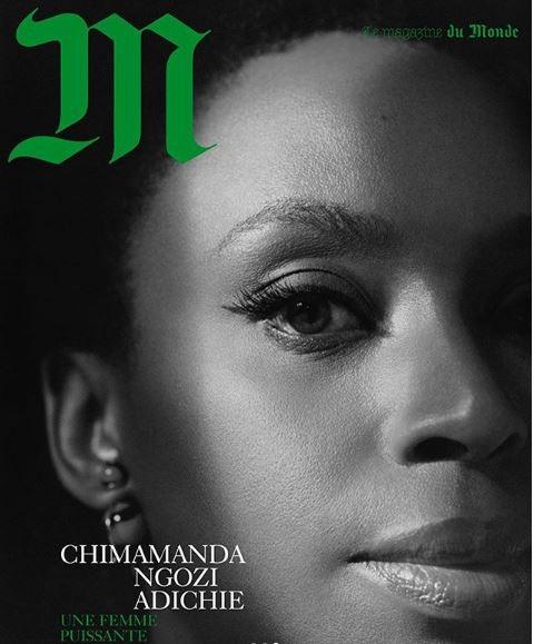 1532817563_872_Chimamanda Adichie Covers French Magazine M Lemonde