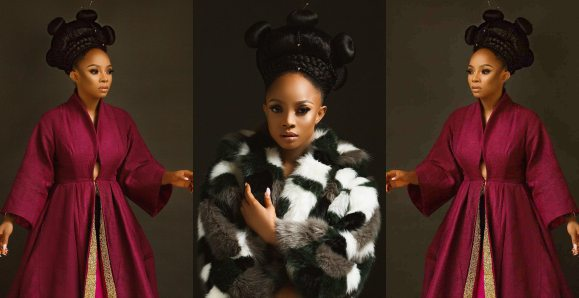 Toke Makinwa wows on the cover of WOW Magazine