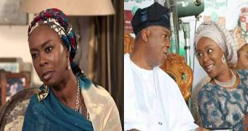 Toyin Saraki replies IG user who asked her what her husband did during his 8-year tenure as governor of Kwara state