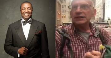 Alibaba supports white man who said intelligent people should leave Nigeria