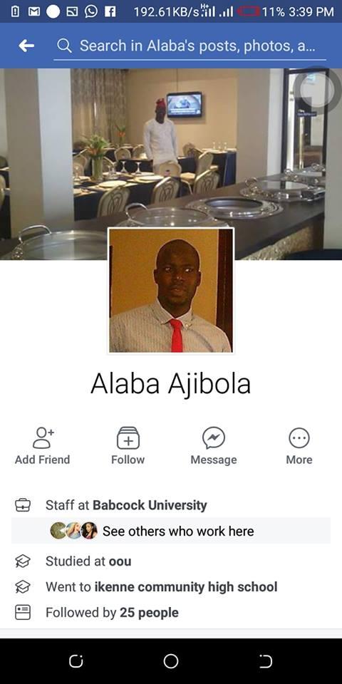 Babcock Igbo2