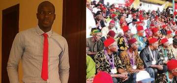 Babcock University staff goes on a rant; says Igbos should have been wiped out during the Biafran war