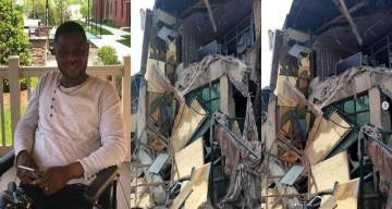 Yinka Ayefele reveals the name of the man behind the demolition of his music house