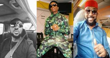 Banky W and Wizkid in big trouble as Blackface sues them for intellectual property theft
