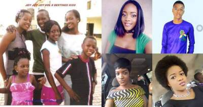 Destined Kids: Popular Child Group, Before And What They Look Like Now (Photos)
