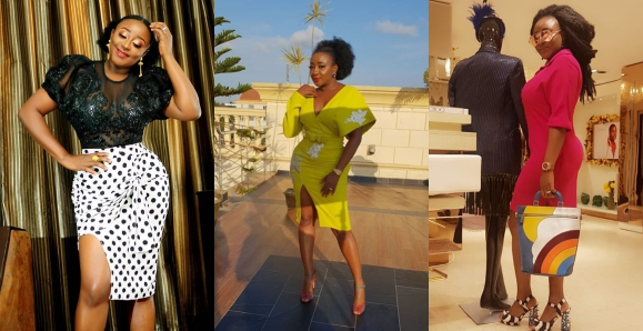 Ini Edo Sparks Engagement Speculations As She Flaunts Ring Lailasnews 2 Tile