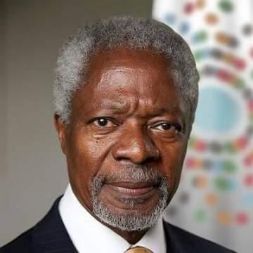 Former UN Secretary-General Kofi Annan is dead!