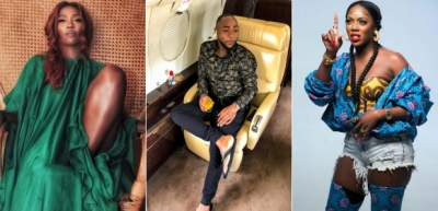 Davido And Tiwa Savage Re-Unite On Instagram...