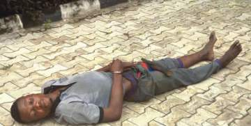 Man who took Tramadol before kidnap attempt dies eight days after