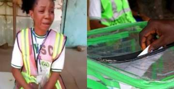 Political Thugs Kidnapped Kogi Corper And Beat Her Mercilessly After She Refused To Rig Lokoja Election