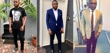 Lady Dashes Ubi Frabklin N50k For Hustling Hard And He's Dashing It Out