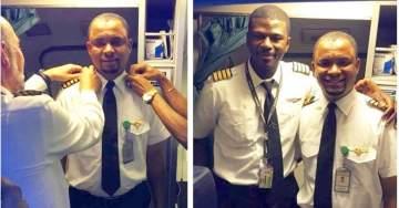 How I went from an aircraft cleaner to a pilot - Captain Muhammed Abubakar