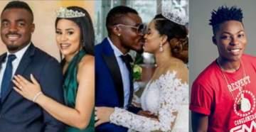 Footballer Emmanuel Emenike issues warning to Reekado Banks for sharing fake viral post about him divorcing ex-MBGN Iheoma Nnadi