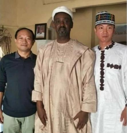 Chinese Man Islam Wedding 1
