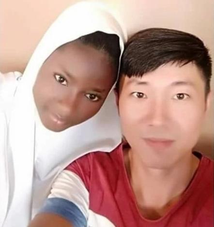 Chinese Man Islam Wedding 3