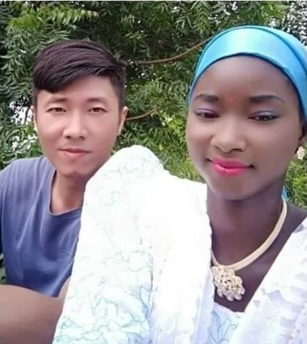 Chinese Man Islam Wedding 4