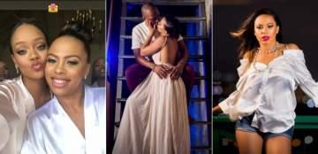 Rihanna Takes On Bridesmaid Duties At Friend's Wedding In Barbados