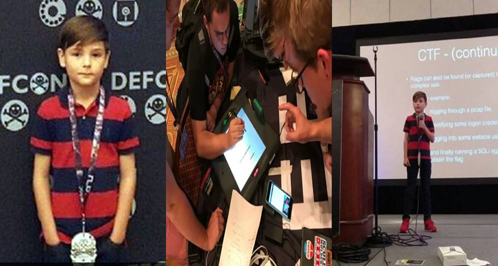 11-year-old Boy Hacks Government Website In 10 minutes And Changes Election Results (Photos)