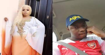 Bobrisky blasts comedian Lively for saying him and Blackface are not worthy mentors