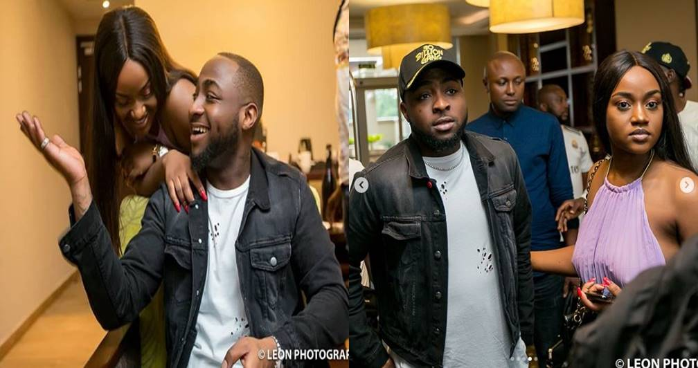 """""""Club go turn traditional wedding"""" - Davido and Chioma arrive her hometown in Imo state (Photos)"""