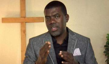 """""""Ladies, if you like a guy but he is too shy, make the first move""""- Reno Omokri"""