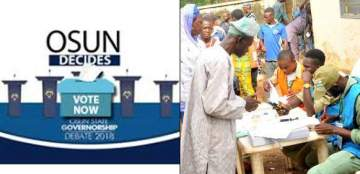 #OsunDecides2018: Official results from several polling units