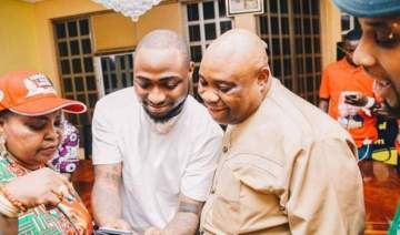 """Osun Election: """"You Are Man Of Integrity Sir, Please Do The Right Thing"""" - Davido begs Buhari"""