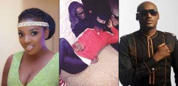 2Baba's wife Annie shares romantic video and photos to celebrate hubby