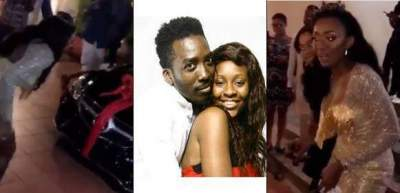 Bovi Surprises Wife With a Mercedes Benz For Her 30th Birthday