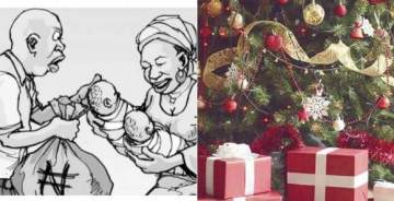 Woman Sells Baby To Raise Money For Christmas